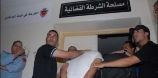 """بعد مطاردة واستعمال السلاح.. الشرطة تعتقل """"باغو"""" أخطر مجرم بسلا العتيقة"""