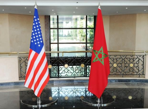محمد السادس يشيد بالروابط المغربية الأمريكية