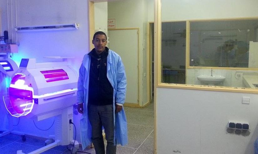 بعد اقتناء فرن الأشعة وتقديمه لمستشفى الأطفال ابن سينا مبادرة إحياء تستعد لتهيئة غرفة استقبال بذات المستشفى