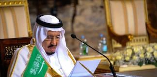 العاهل السعودي يحذر ترامب من نقل السفارة الأمريكية إلى القدس