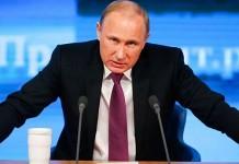 بوتين: ممارسة الضغوط على أردوغان ستزيد من شجاعته