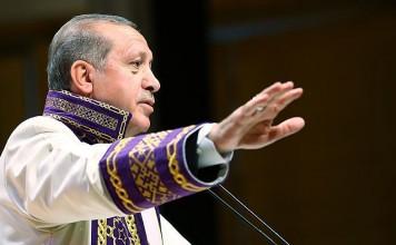 زيارات أردوغان الخارجية لسنة 2016 تعادل 4 دورات حول الأرض
