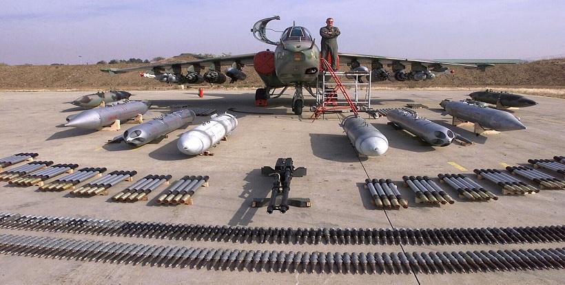 إحباط تهريب أسلحة متطورة إلى المغرب