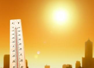 درجة الحرارة تصل 45.. واستمرار ارتفاعها إلى يوم الإثنين