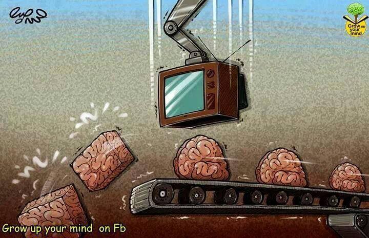 كيف يصنع الإعلام عقولا متشابهة؟!!