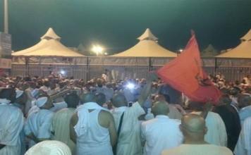 المغرب يطلب من حُجاجه عدم التظاهر والاحتجاج بالديار المقدسة والالتزام بالقوانين السعودية