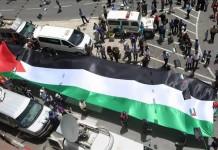 النازحون الفلسطينيون بمخيم عين الحلوة يطالبون بإغاثتهم لمواجهة فصل الشتاء