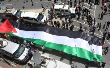 إضراب عام في فلسطين نصرة للأسرى