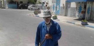 ساكنة حي أنزا بمدينة أكادير يتكلفون بمصاريف عمرة رجل نظافة الحي «با أحمد»