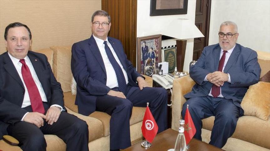 بنكيران والصيد يدعوان إلى تفعيل الاتفاقيات بين المغرب وتونس
