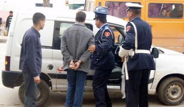 عصابة وأسلحة بيضاء في قبضة أمن الجديدة