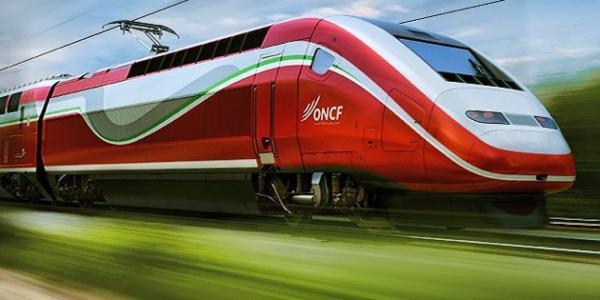 """ONCF تطلق مباراة من أجل تصميم الشعار الخاص بالقطار الفائق السرعة المغربي """"البراق"""""""