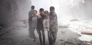 فيتو روسي صيني يجهض مشروع قرار بمجلس الأمن بشأن هدنة في حلب