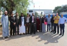 لجنة الدفاع عن الحسناوي تخصص له استقبالا أمام باب السجن المركزي بالقنيطرة