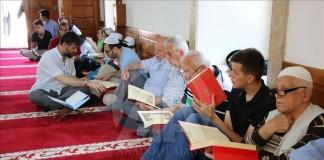 أكثر من 128 ألفا عدد حفظة القرآن المسجلين في تركيا