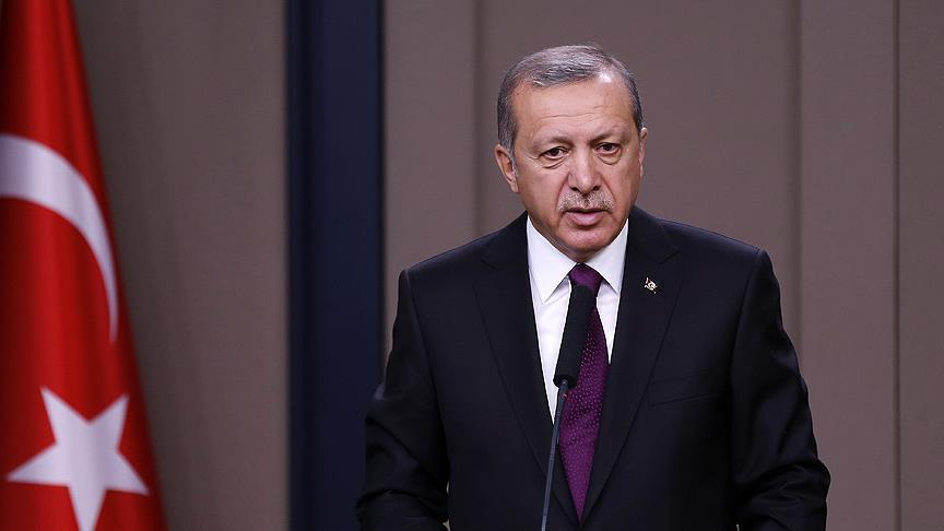 أردوغان: لا سلام أو استقرار في عالم يموت فيه الأطفال من الجوع