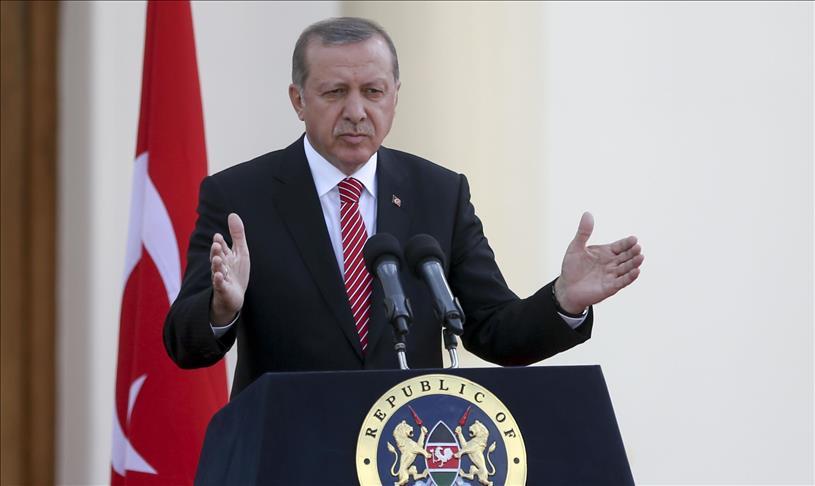 أردوغان يساهم بمقال ضمن كتاب عن صديق له قتل ليلة الانقلاب
