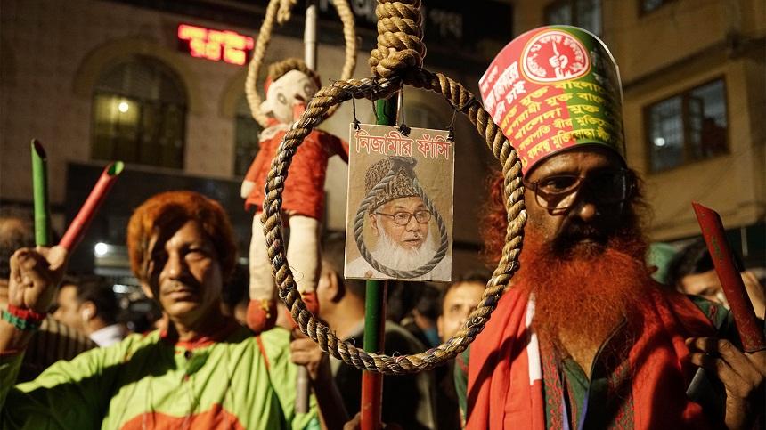 قبل الإعدام.. اللقاء الأخير مع نظامي