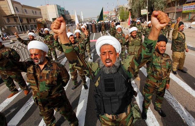 """العراق يعلن تطبيق قرار إلغاء مكاتب """"الحشد الشعبي"""" في جميع المحافظات"""