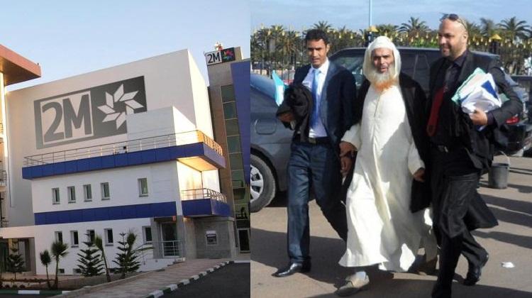 """انتصار الشيخ السلفي أبو النعيم على """"دوزيم"""" أمام القضاء في قضية وصفه لها بالصهيونية"""