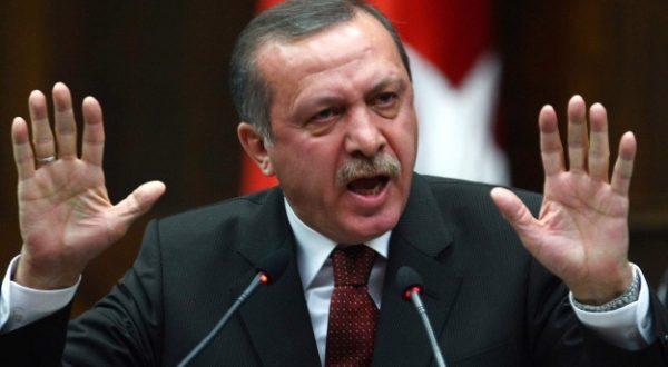 أردوغان: من يغرقون الإرهابيين بالسلاح لهم نصيب من دماء المسلمين المراقة
