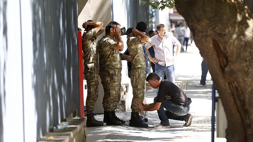موقع بريطاني الإمارات العربية المتحدة تعاونت مع المشاركين في محاولة الانقلاب الدموية الفاشلة في تركيا