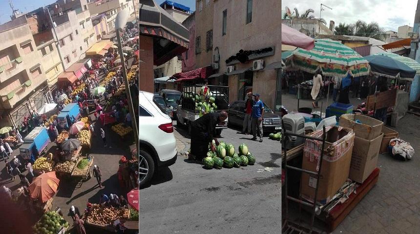 من يقوم على استتباب النظام وردع الفوضى بمدينة سلا؟!