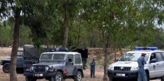 درك إقليم قنيطرة يلقي القبض اليوم على قاتل سيدة صباح أمس