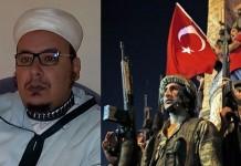 الشيخ القزابري عن فشل انقلاب تركيا: الأمة لا تزال حيةً رغم غارات العِدَا وأمواج الشهوات وسُيولِ الشبهات