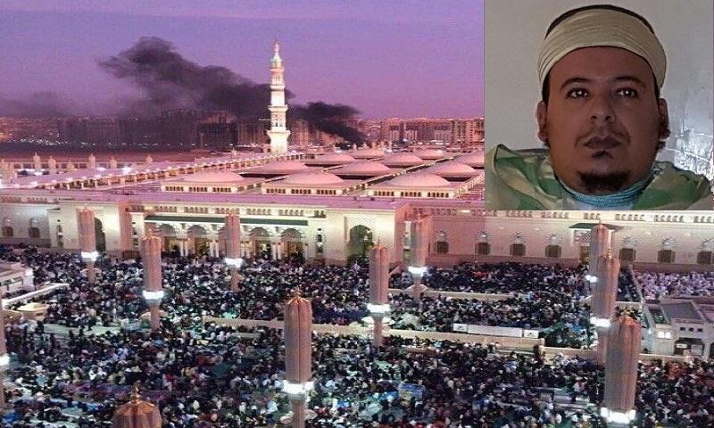 الشيخ عمر القزابري يكتب عن تفجير المسجد النبوي: «الْمُهَرْوِلُونَ إِلَى اللَّعْنَة»