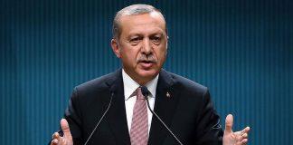 أردوغان: الجيش السوري الحر مكون وطني ويدافع عن بلاده