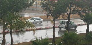 عواصف رعدية وأمطار عاصفية مع سقوط برد حتى يوم الخميس بعدد من مناطق المملكة