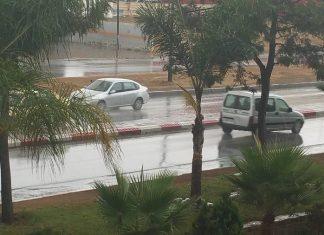 مقاييس الأمطار المسجلة بالمملكة خلال 24 ساعة الماضية