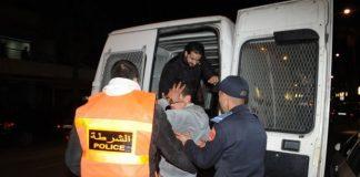 أمن مراكش يوقف 862 شخصا في حالة تلبس