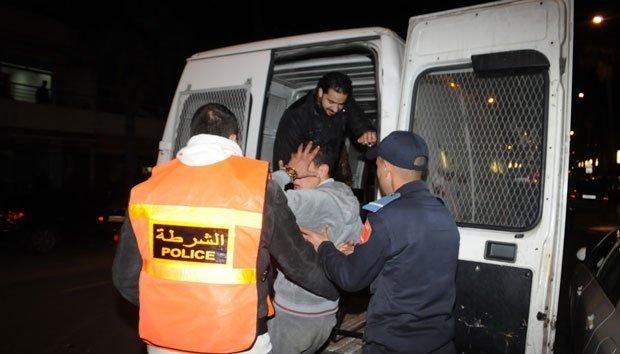 """عاجل.. إيقاف المتورطين في جريمة """"القرية"""" بعد هروبهم إلى الدار البيضاء"""