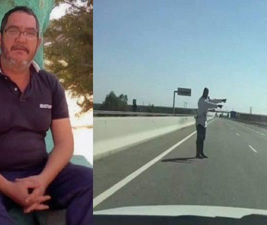 إطلاق حملة تضامن مع السائق الذي صور تجاوز الدركي في الطريق السيار بعد مذكرة اعتقاله