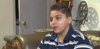 """مدرسة أمريكية تجبر طفلا مسلما على توقيع اعتراف كاذب بأنه """"إرهابي"""""""