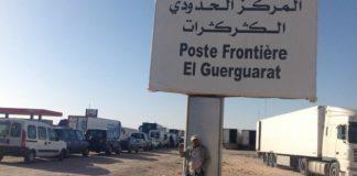 إيقاف مواطنين أوروبيين وبحوزتهما أسلحة بالمعبر الحدودي الكركارات