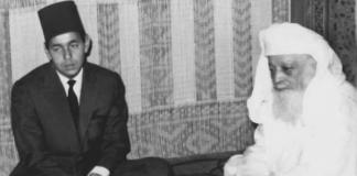 دور الفقيه بلعربي في إفشال الانقلاب على الشرعية ونجاح ثورة الملك والشعب