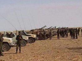 خطير بالوثائق والصور: آخر أخبار نذر الحرب في منطقة الكركارات، ووثيقة أممية سرية تدين المغرب