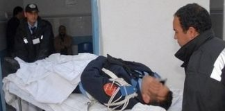 وفاة شرطي بسبب كسور تعرض لها في الرأس
