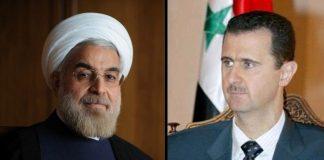 الأسد لا يمانع إقامة قواعد إيرانية وبقاء حزب الله