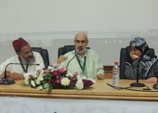رفع تجميد عضوية عمر بنحماد وفاطمة النجار في حركة التوحيد والإصلاح