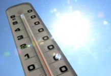 """توقعات """"الأرصاد الجوية"""" لطقس اليوم الثلاثاء"""