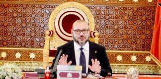 الملك يحذر من تداعيات نقل السفارة الأمريكية للقدس