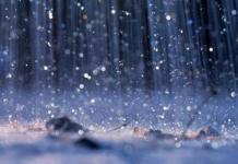 مقاييس الأمطار في المدن المغربية خلال 24 ساعة الأخيرة