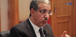 فيديو.. عزيز الرباح على القناة الأولى في تعليقه على أحداث جرادة