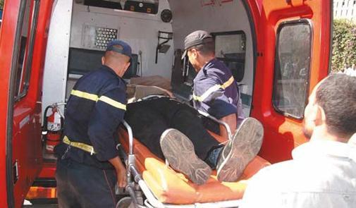 مصرع ثلاثة فتيان بعد أن صدمتهم سيارة خفيفة بالطريق الوطنية رقم 11 الرابطة بين برشيد وبن أحمد