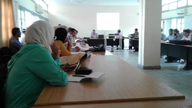 لقاء تواصلي إخباري في موضوع: «المنهاج والبرامج الجديدة لمادة التربية الإسلامية»