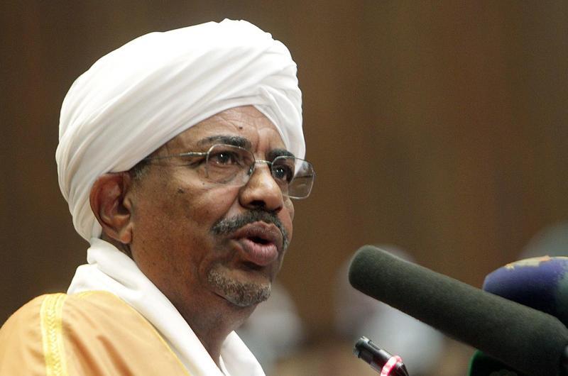 البشير: السودان لن ينهار وجاهزون لتسليم السلطة للشباب